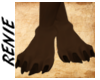 -REN- Moony Paws (M)