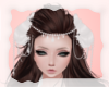 A: White horns pearls