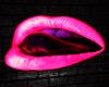 ♔ Neon Lips ✯ 3