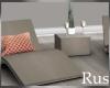 Rus Burke Pool Chairs