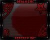  R  Satan's Kitten Rug