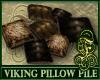 Viking Pillow Pile