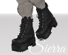 ;) Thick Soled Boots