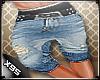 x9s..CL*Blue Short pants