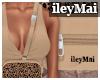 iM| Top+Bag| Leopard