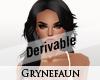 Derivable long hair 15