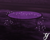 Y| Neon Table Purple
