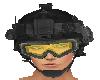 UNSC Marine Helmet Black