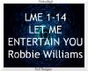 Let Me Entertain You ~
