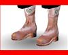 Buck Skin Boots