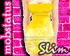 [MJ] Floral SLIM Dress 5