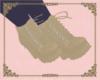 A: Tan boots uniform