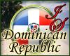 Dominican Republic Badge
