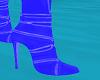 FG~ Blue Zipper Boots V2