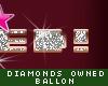 rm -rf Diamonds Owned -B