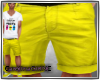 CG | Casual Short Yellow