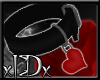 xIDx Big Collar Heart