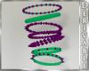 ~D~ HWN15 Multi Bracelet