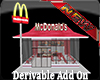 -REAL- McDonalds Add On