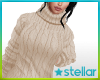 SF| Fall Sweater Cream