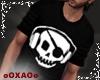 [XA] shirt - MusicSkull