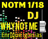 E. Iglesias - Why Not Me