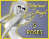 Mystical Angel- 5 POSES