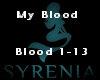my blood remix