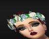 Ice Princess Wreath