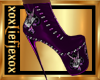 [L] ACE Purple Boots F