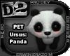 [D2] Ursus: Panda