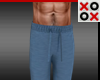 Blue Sweatpants