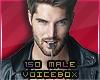 150 Male Voicebox