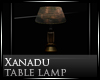 [Nic]Xanadu Table Lamp