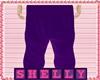 ♥ Kid Purple Pants