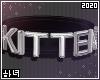 3D Choker | Kitten