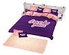 LED Bed I'm A Princess