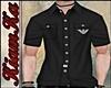 Camisa Negra Lancelot