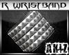 ]Akiz[ R. Rock Wristband