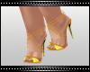 Shoes Cabaret Gold