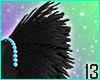 Crow Shoulder Feathers