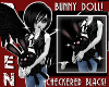 GOTH CHECKERD BUNNY DOLL