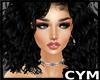 Cym Lily Black Curly