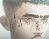 Sad Face Tatt