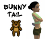 derivable bunny tail
