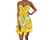 Daffodil Flow Dress