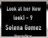 Look At Her Now - Selena