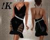 !K! Ame Cowl Dress 2