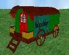 Gipsy Caravan Ms Strange