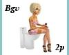 Nice Toilet 2p
